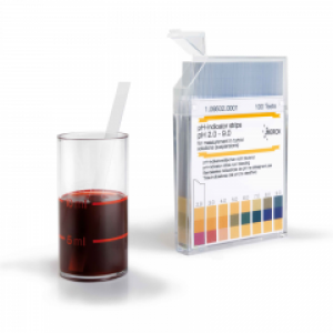 MERCK 109502 pH 2.0 - 9.0 MColorpHast ™ for pH Measurement in Fuzzy Solutions